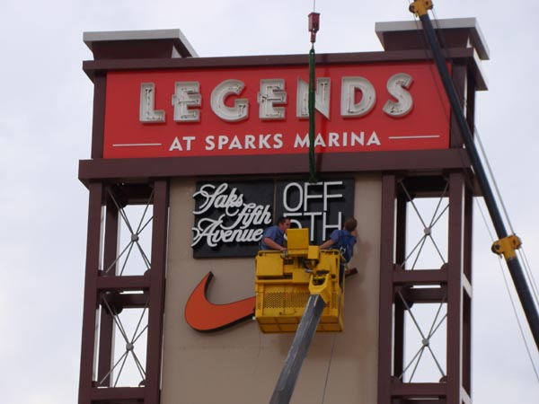 Legends at Sparks Marina