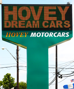 Hovey Motor Cars
