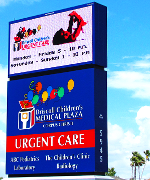 Driscoll Childrens Medical Hospital