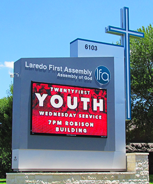 Laredo First Assembly