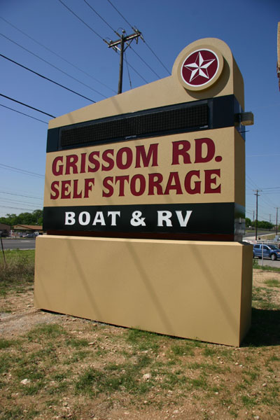 Grissom Rd. Self Storage
