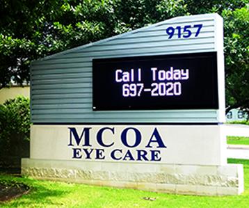 MCOA Eye Care
