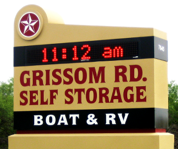 Grissom Rd Self Storage