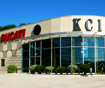 KCI Ducati