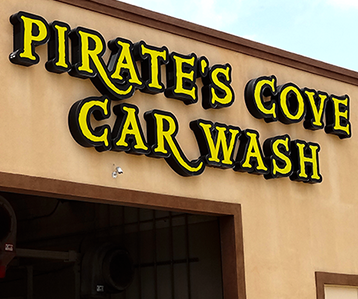 Pirate's Cove Carwash