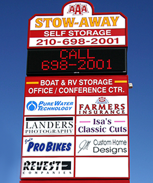 Stow-Away Self Storage