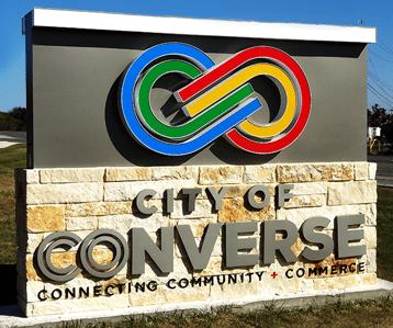 City of Converse