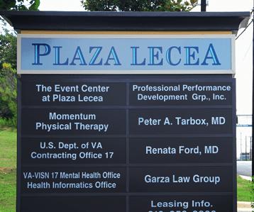 Plaza Lecea